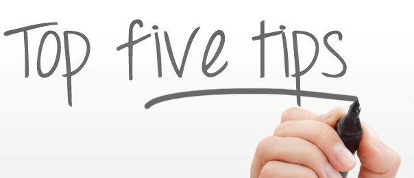Five Tips for Success in Real Estate